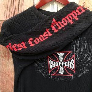 West Coast Chopper LS Shirt L